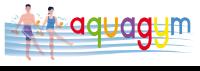 Aquagym-Rolle Logo
